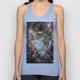"""Subliminal"" by Brock Springstead Unisex Tank Top"