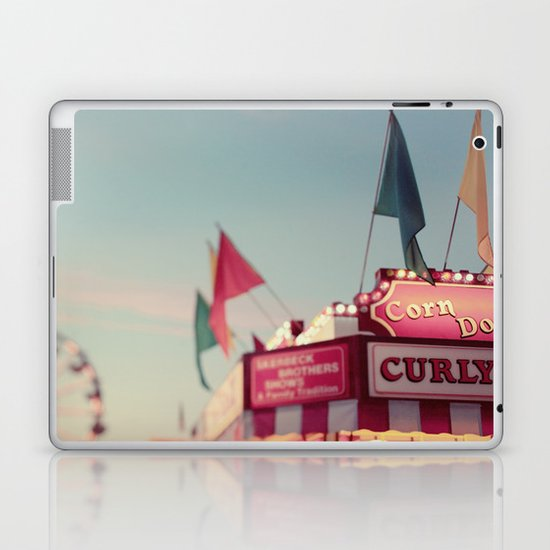 All's Fair Laptop & iPad Skin