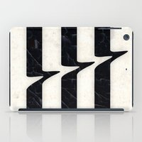 glitch iPad Cases featuring Glitch by Chad De Gris