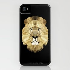 Polygon Heroes - The King Slim Case iPhone (4, 4s)