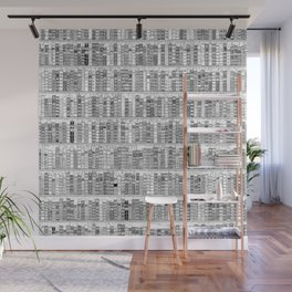 The Library II Wall Mural
