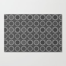 Dots 3 Canvas Print