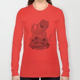 Yeti Spaghetti Long Sleeve T-shirt