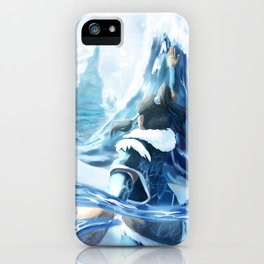 Changing Currents iPhone Case