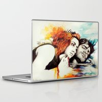 eternal sunshine of the spotless mind Laptop & iPad Skins featuring Eternal Sunshine by Alycia Plank
