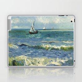 Van Gogh Seascape Laptop & iPad Skin