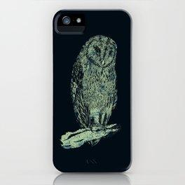 Tyto alba iPhone Case