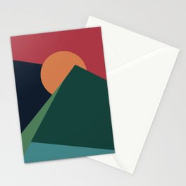 Forever Mountainous Stationery Cards
