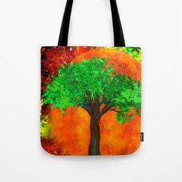 THE FOREVER TREE Tote Bag