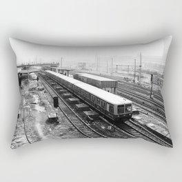 S-Bahn Berlin Rectangular Pillow