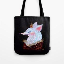 Fox King! Tote Bag