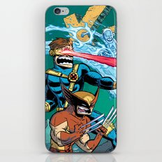 X-Men! iPhone & iPod Skin