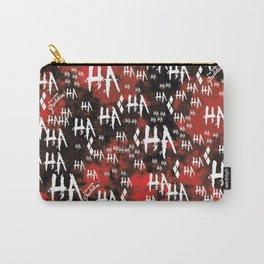 HQ: HA HA HA Carry-All Pouch