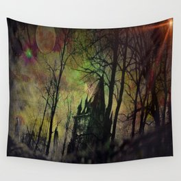 Haunted Wall Tapestry