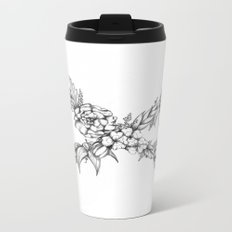 Forever a hippie Metal Travel Mug