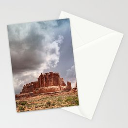 Moab - Red Rocks Country Stationery Cards