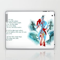 Marvel - Frost Giantess Laptop & iPad Skin
