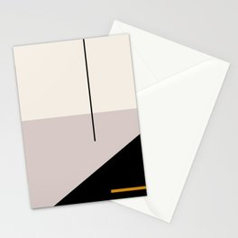 abstract minimal 28 Stationery Cards
