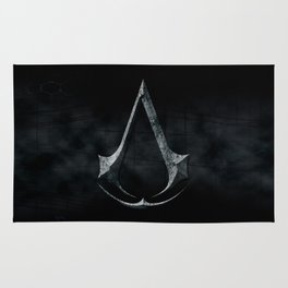 Assassins Creed Dark Stone  Rug