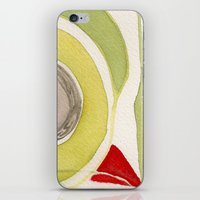 tribal iPhone & iPod Skins featuring Tribal by Angella Meanix