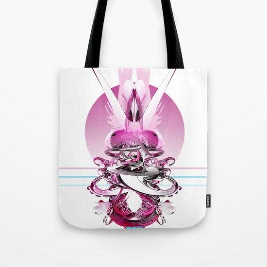 In Love (With Herself) Tote Bag