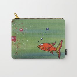 """""""Silver Rush"""" Carry-All Pouch"""