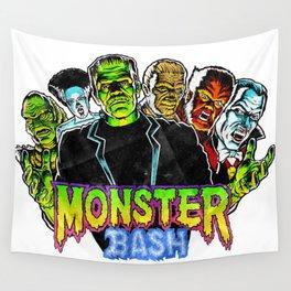 Monster Bash Wall Tapestry