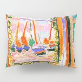 Henri Matisse Open Window Pillow Sham