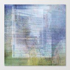 UrbanMirror Canvas Print