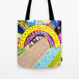 PowerLines 37 Tote Bag