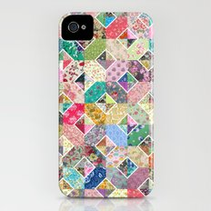 Betty's Diamond Quilt Slim Case iPhone (4, 4s)