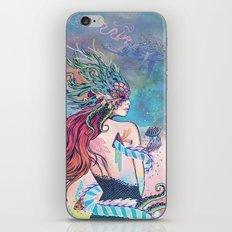 The Last Mermaid iPhone & iPod Skin