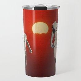 Outrun the Sun Travel Mug
