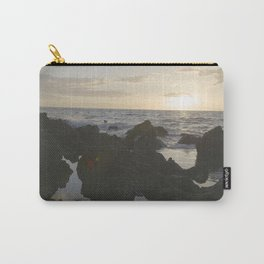 Rocks in the Sea Carry-All Pouch