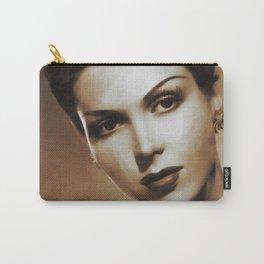 Hollywood Legends, Ann Miller, Actress Carry-All Pouch