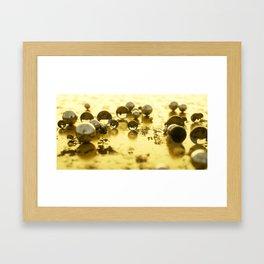 CnM #4 Framed Art Print