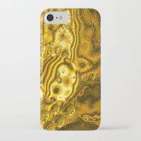 saturn iPhone & iPod Cases featuring Saturn by Brian Raggatt