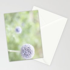 Powder-Blue Stationery Cards