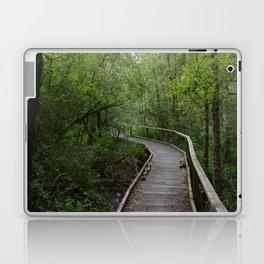 Forest Path Laptop & iPad Skin