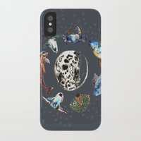 cosmic iPhone & iPod Cases featuring Cosmic by AnnaW