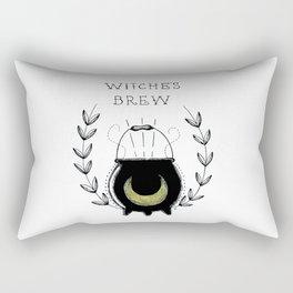Stir it in my WITCHE'S BREW! Rectangular Pillow