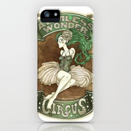 Armless Wonder iPhone Case