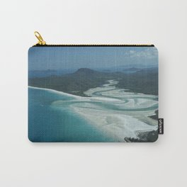 Whitsunday from high above Carry-All Pouch
