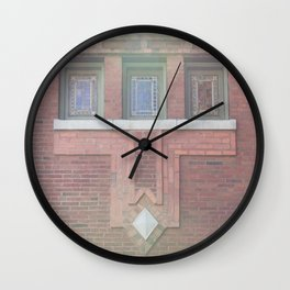 Cafe Brauer Wall Clock