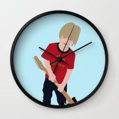 Shoe Gazer Wall Clock