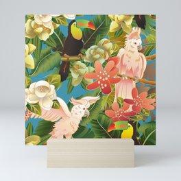 Rainforest Life Mini Art Print