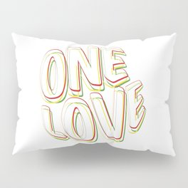 One Love Pillow Sham