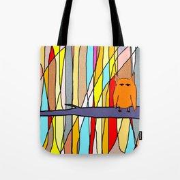 meditation animal Tote Bag
