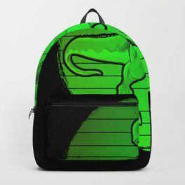 Halloween Dinosaur t rex costume evil Backpack