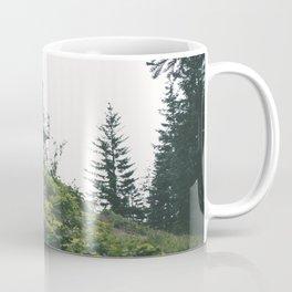 Oregon Fire Lookout Coffee Mug